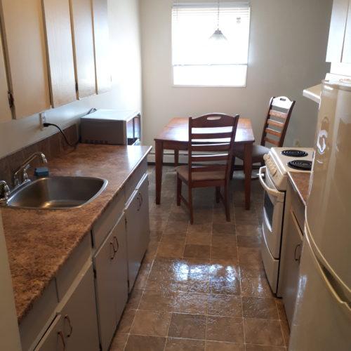 Steele Heights Rental Apartments Kitchen