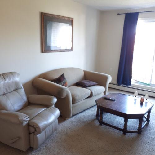 Steele Heights Rental Apartments Living Room